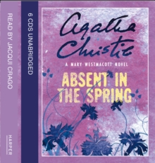 Absent in the Spring, CD-Audio Book