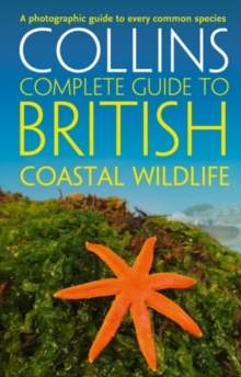 British Coastal Wildlife, Paperback Book