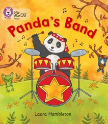 Panda's Band : Band 02a/Red a, Paperback / softback Book