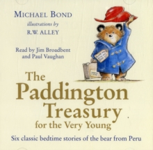 The Paddington Treasury for the Very Young, CD-Audio Book