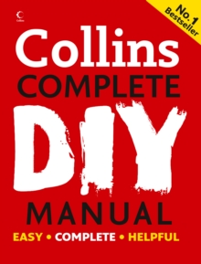Collins Complete DIY Manual, Hardback Book