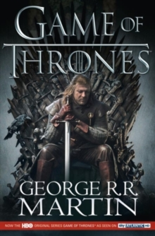 A Game of Thrones, Paperback Book