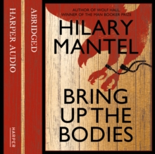 Bring up the Bodies, CD-Audio Book