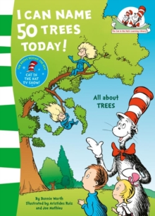 I Can Name 50 Trees Today, Paperback / softback Book