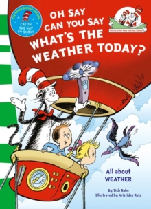 Oh Say Can You Say What's The Weather Today, Paperback Book