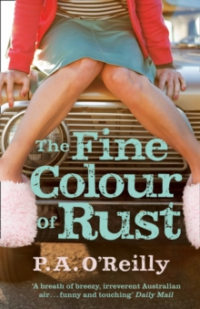 The Fine Colour of Rust, Paperback Book