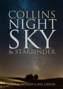 Collins Night Sky : And Starfinder, Paperback Book