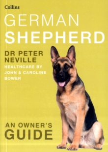 German Shepherd, Paperback Book