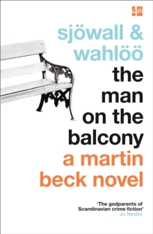 The Man on the Balcony, Paperback Book