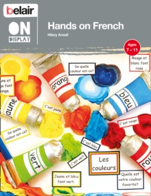Hands on French, Paperback Book