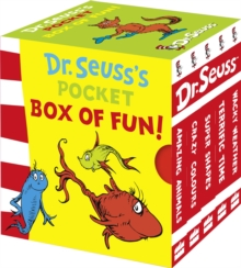 Dr. Seuss's Pocket Box of Fun!, Board book Book