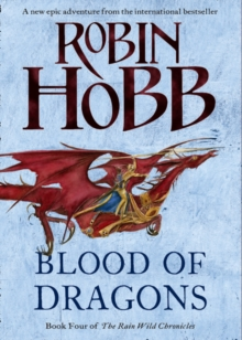 Blood of Dragons, Paperback Book