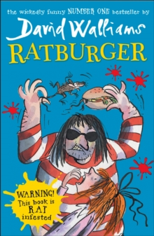Ratburger, Paperback / softback Book