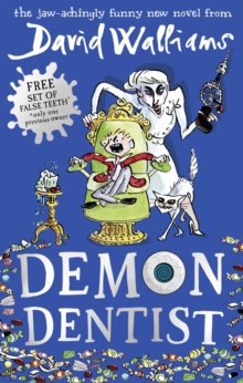 Demon Dentist, Hardback Book