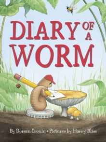 Diary of a Worm, Paperback Book