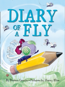 Diary of a Fly, Paperback Book