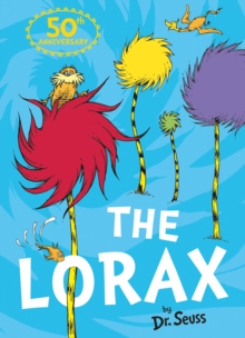 The Lorax, Paperback / softback Book