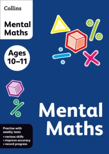 Collins Mental Maths, Paperback Book