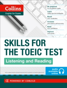 TOEIC Listening and Reading Skills : Toeic 750+ (B1+), Paperback Book