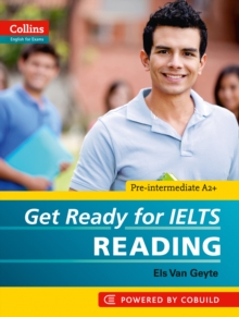 Get Ready for IELTS - Reading : IELTS 4+ (A2+), Paperback / softback Book