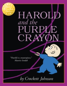 Harold and the Purple Crayon, Paperback Book