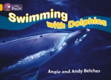 Swimming with Dolphins, Paperback Book
