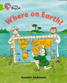 Where on Earth?, Paperback Book