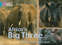 Africa's Big Three Workbook, Paperback / softback Book