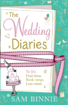 The Wedding Diaries, Paperback Book