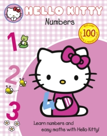 Learn with Hello Kitty: Numbers, Paperback Book