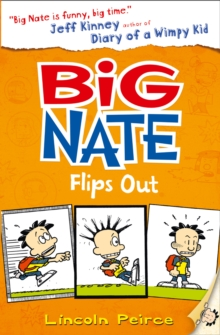 Big Nate Flips Out, Paperback Book