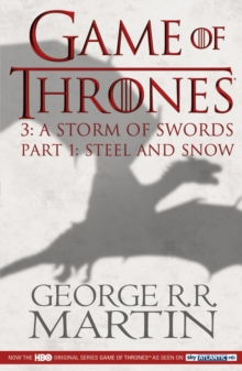 A Game of Thrones : A Storm of Swords Part 1, Paperback Book