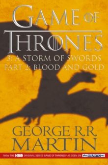 A Game of Thrones : A Storm of Swords Part 2, Paperback Book