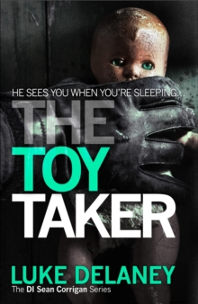 The Toy Taker, Paperback Book