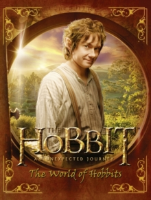 The World of Hobbits, Paperback Book