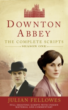 Downton Abbey: Series 1 Scripts (Official), Paperback / softback Book