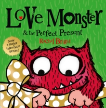 Love Monster and the Perfect Present, Paperback Book