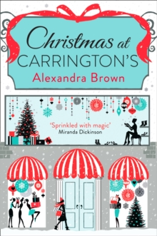 Christmas at Carrington's, Paperback Book