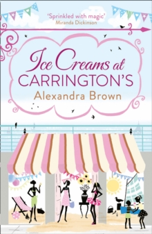 Ice Creams at Carrington's, Paperback Book