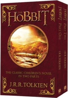The Hobbit (Part 1 and 2) Slipcase, Paperback Book