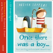 Once there was a boy..., CD-Audio Book