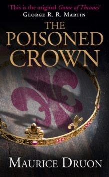 The Poisoned Crown, Paperback Book