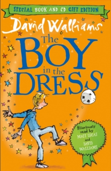The Boy in the Dress, Mixed media product Book