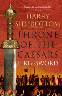 Fire and Sword, Hardback Book