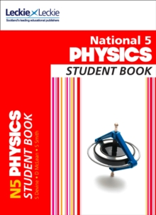 National 5 Physics Student Book, Paperback Book