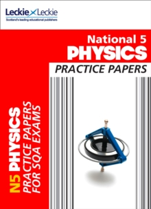 National 5 Physics Practice Exam Papers, Paperback Book