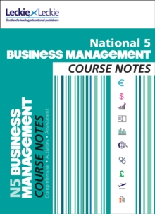National 5 Business Management Course Notes, Paperback Book