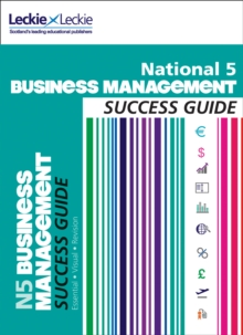 National 5 Business Management Success Guide, Paperback Book
