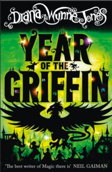 Year of the Griffin, Paperback Book
