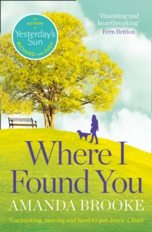 Where I Found You, Paperback / softback Book